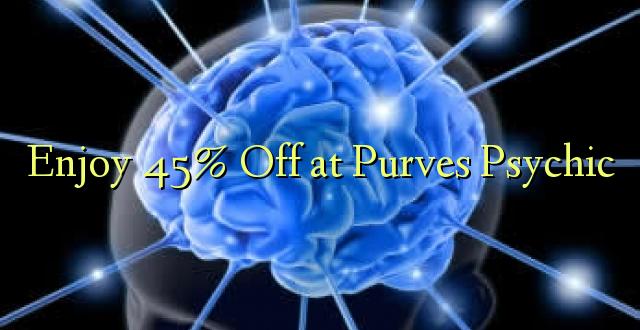 Furahiya 45% Off in purves Psychic