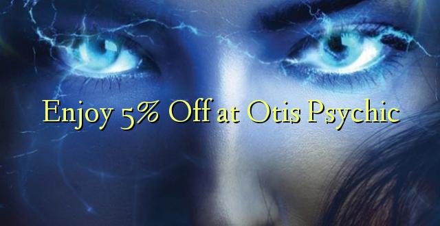 Furahiya 5% Off at Otis Psychic