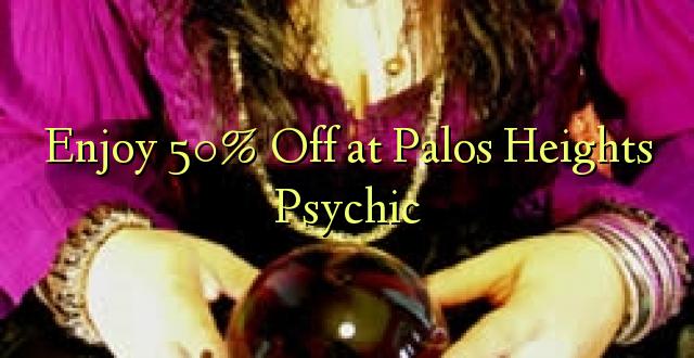 Furahiya 50% Off katika Palos Heights Psychic