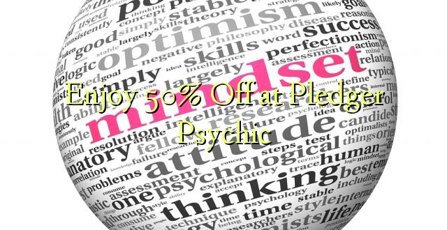 Furahiya 50% Off at Pledger Psychic