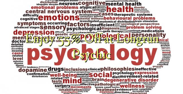 Izbaudiet Longrun Psychic 55% Off