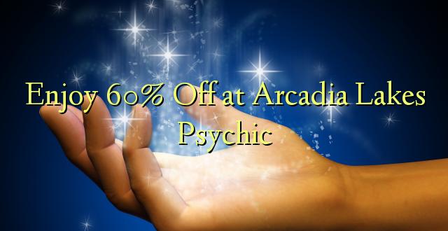 Furahiya 60% Off at Arcadia Lakes Psychic