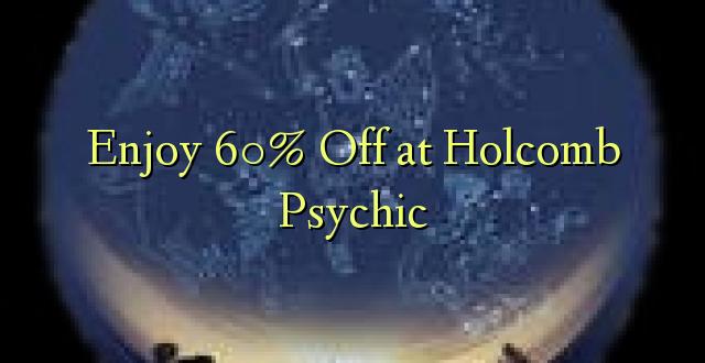 Furahia 60% Toa kwenye Holcomb Psychic
