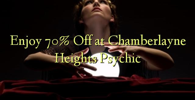 Furahiya 70% Off katika Chamberlayne Heights Psychic