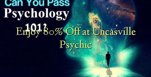 Furahia 80% Toka kwenye Uncasville Psychic