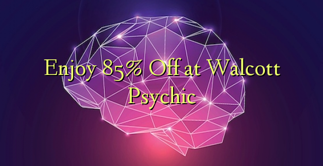 Furahiya 85% Off at Walcott Psychic