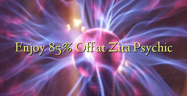 Furahiya 85% Off katika Zita Psychic