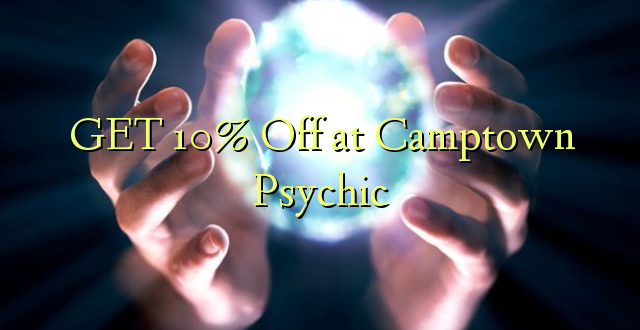 PATA 10% Off at Camptown Psychic