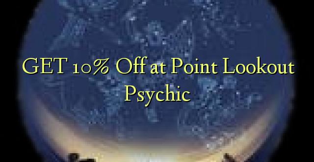 Pata 10% Ondoa kwenye Upeo wa Kisaikolojia Psychic