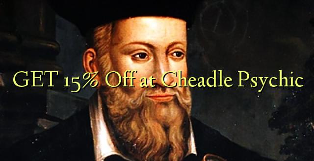 Pata 15% Okoa Cheadle Psychic