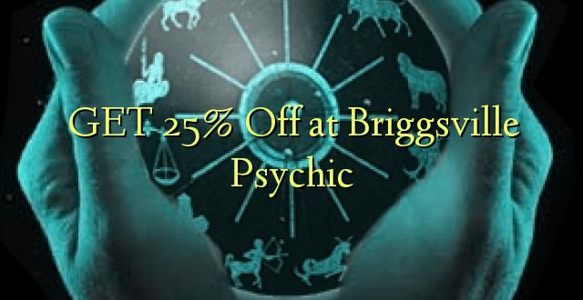PATA 25% Off huko Briggsville Psychic