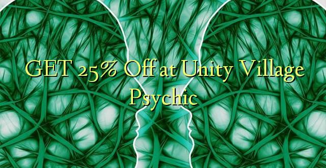 PATA 25% Okoa kwa Saikolojia ya Kijiji cha Unity