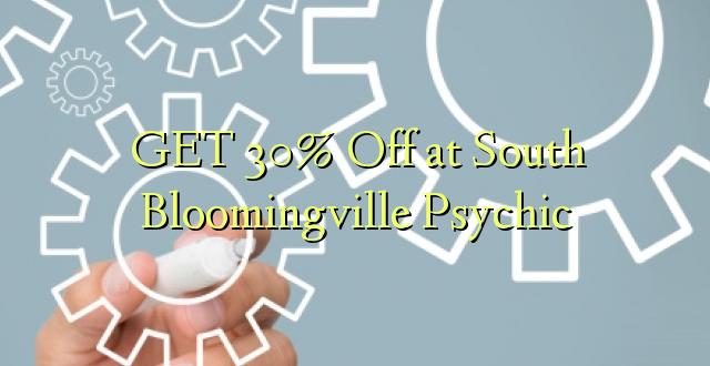 PATA 30% Oka Kusini mwa Bloomingville Psychic