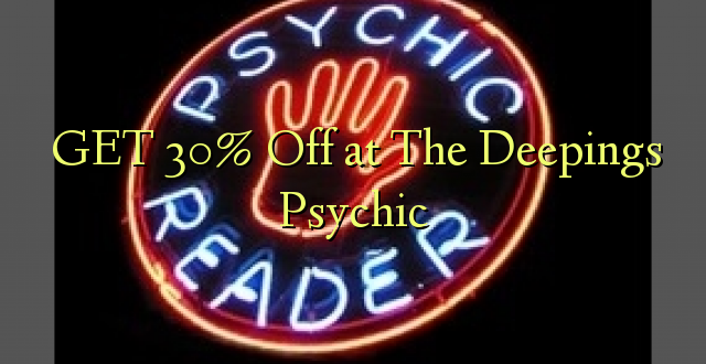 Pata 30% Off at the Deepings Psychic