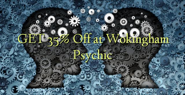 Pata 35% Ole huko Wokingham Psychic