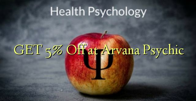 PATA 5% Off at Arvana Psychic