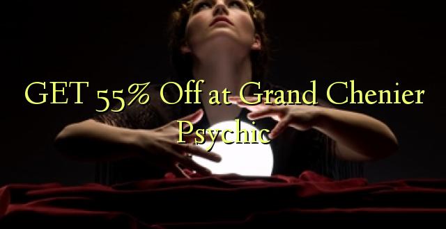 PATA 55% Ondoka huko Grand Chenier Psychic