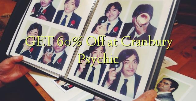 Pata 60% Off huko Cranbury Psychic