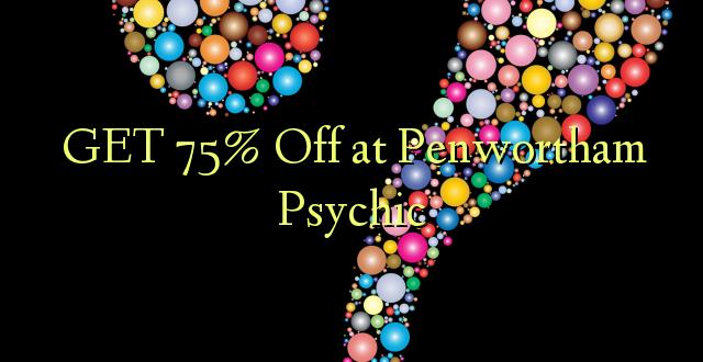PATA 75% Ofa huko Penwortham Psychic