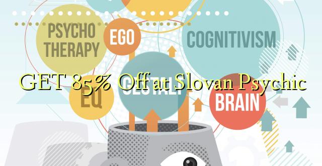 PATA 85% Ondoka kwa Slovan Psychic