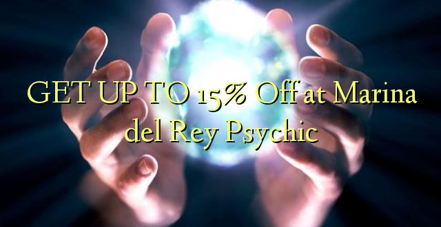 PATA NA 15% Oka Marina del Rey Psychic