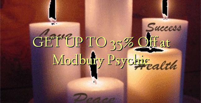 BONYEZA KWA 35% Off at Modbury Psychic