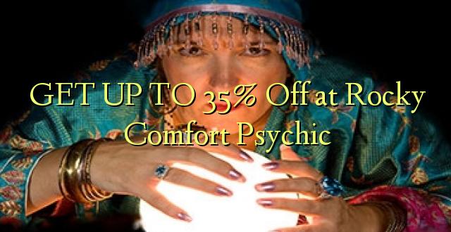 BONYEZA KWA 35% Off at Rocky Comfort Psychic