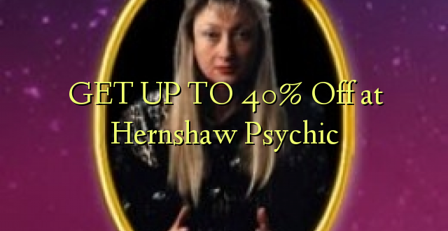 PATA NA 40% Oka Hernshaw Psychic