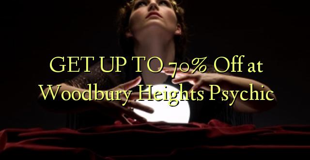 Pata hadi 70% Panda kwenye Woodbury Heights Psychic