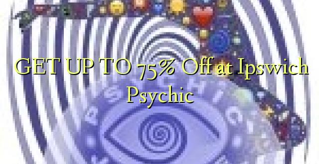 PATA NA 75% Ondoka Ipswich Psychic