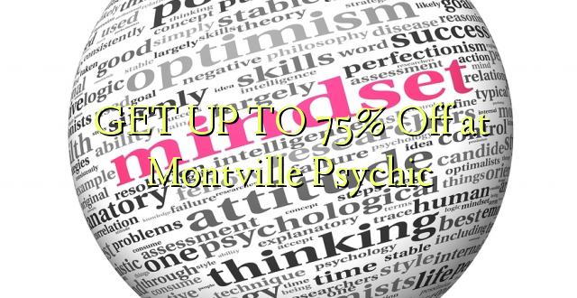 BONYEZA KWA 75% Oka Montville Psychic
