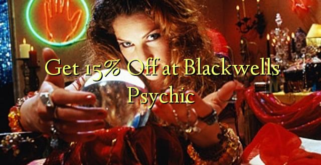Pata 15% Off at Blackwells Psychic