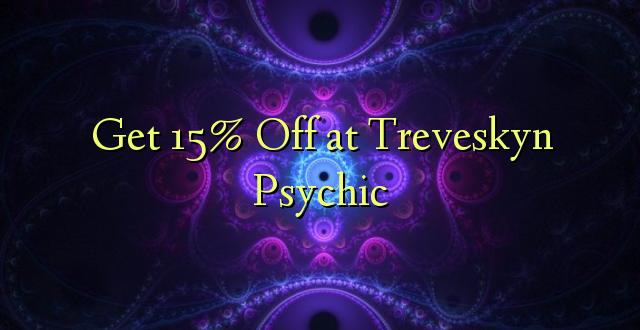 Pumzika 15% huko Treveskyn Psychic