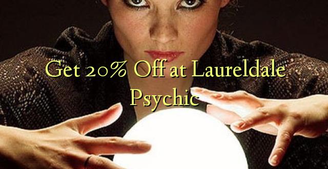 Pumzika 20% huko Laureldale Psychic