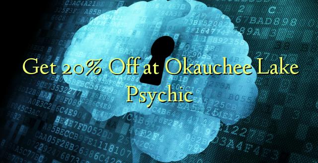 Pata 20% Ondoka kwenye Okauchee Lake Psychic