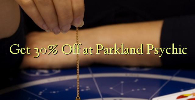 Pumzika 30% huko Parkland Psychic
