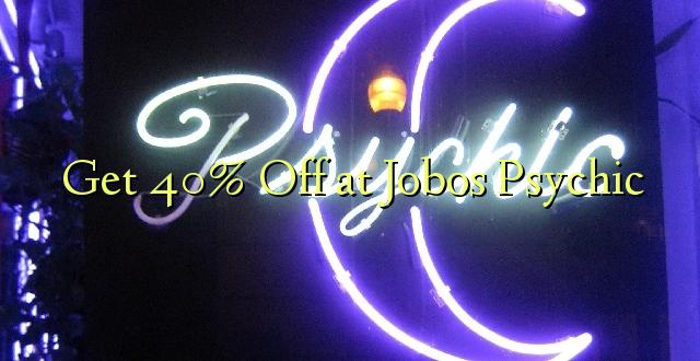 Pumzika 40% huko Jobos Psychic