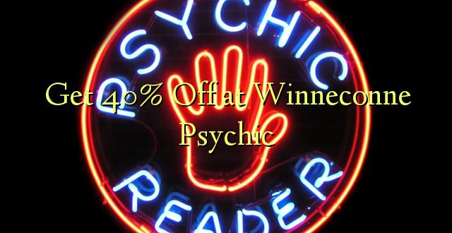 Pata 40% Off at Winneconne Psychic