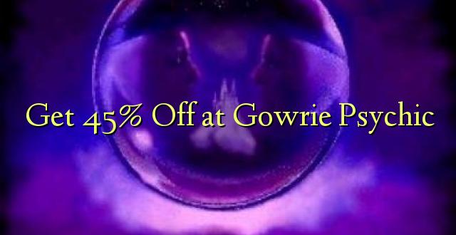 Pumzika 45% huko Gowrie Psychic