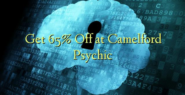 Pumzika 65% huko Camelford Psychic