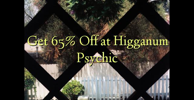 Pata 65% Off at Higganum Psychic
