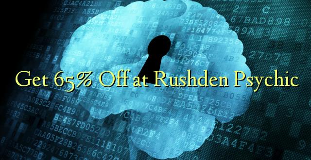 Pumzika 65% huko Rushden Psychic