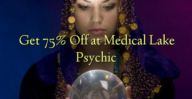 Pumzika 75% katika Medical Lake Psychic