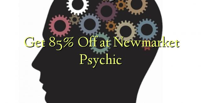 Ondoka 85% huko Newmarket Psychic