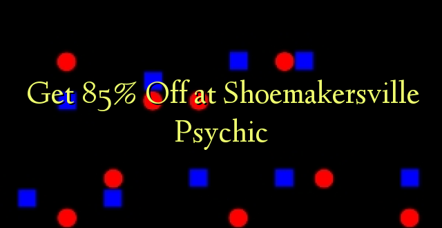 Pumzika 85% huko Shoemakerville Psychic