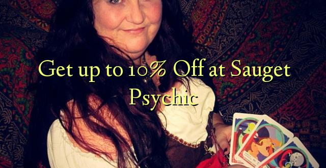 Anuka hadi 10% Off saa Sauget Psychic