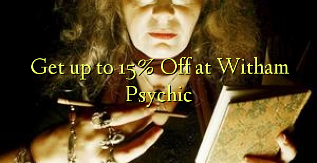 Anuka hadi 15% Off at Witham Psychic