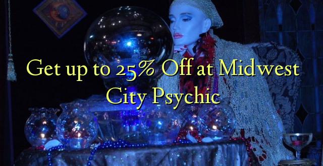 Anuka hadi 25% Off at Midwest City Psychic