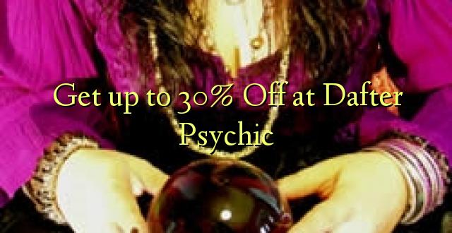 Anuka hadi 30% Oka Dych Psychic