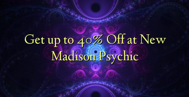 Anuka hadi 40% Off at New Madison Psychic